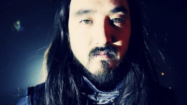 The real Steve Aoki took home $14 million last year.