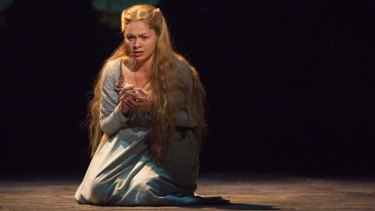 Patrice Tipoki (Fantine) has been nominated for a Helpmann Award  in Les Miserables.