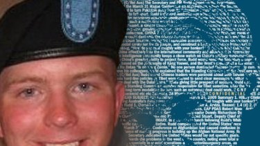 Bradley Manning ... suspected of being the WikiLeaks leaker.