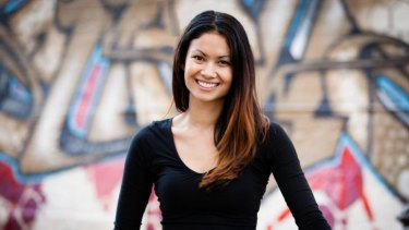 Melanie Perkins co-founded online graphic design program Canva.