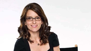Fey has been called 'the sex symbol for every man who reads without moving his lips'.