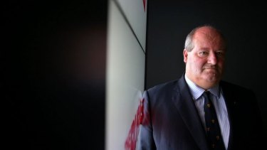 """Tens if not hundreds of thousands of victims are suffering and they have done so for decades, but this government refuses to act."": CBA whistleblower Jeff Morris."