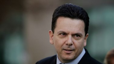 Independent Senator Nick Xenophon says the government has a revenue problem.