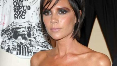The Skeletor ... Victoria Beckham's villainous nickname may not be so far off the mark study finds.