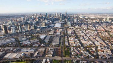 The rezoning of Fishermans Bend has led to a flurry of development proposals.