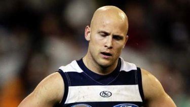 Gary Ablett... Gold Coast's ardent courtship of him has grown into a saga.