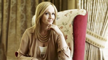 "Undercover: J.K. Rowling, aka ""new"" crime writer Robert Galbraith - and planning more to come."