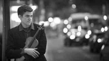 Violinist Richard Pollett was killed by a cement truck in Moggill Road, Brisbane.