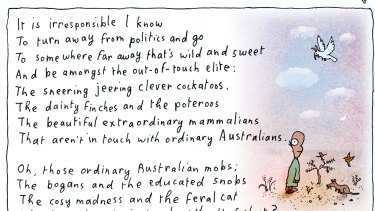 Welcome back, Leunig.