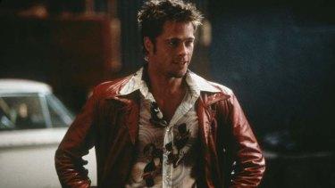 Fight Club: Brad Pitt.