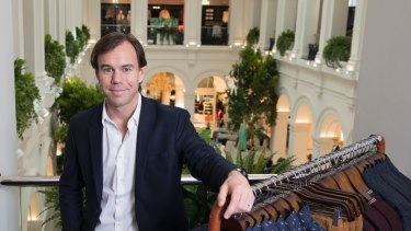 Karl-Johan Persson, Global CEO of H&M, says it's not the company's mission to drive out local businesses.