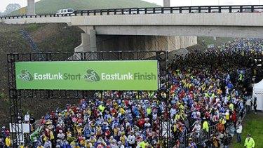 Eastlink open day.