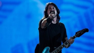 Dave Grohl doesn't care what you pay, just listen to his songs.