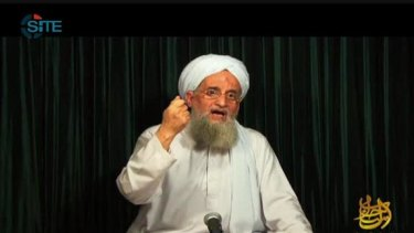 Al-Qaeda leader Ayman al-Zawahiri has outlined plans for growth in India.