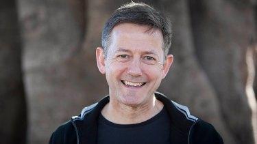 Brisbane author Nick Earls.