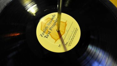 Records have become an essential promotional tool for bands releasing new material.