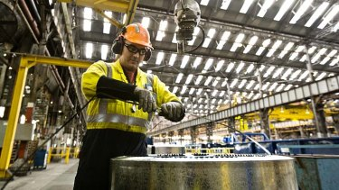 """""""Not dead yet"""": Manufacturing will reportedly bounce back from the mining investment."""