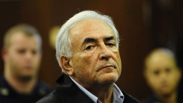 Saga continues ... Dominique Strauss-Kahn is in the spotlight again after French prosecutors opened a preliminary investigation into allegations of his involvement in a gang rape.