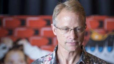 Billabong CEO Neil Fiske.