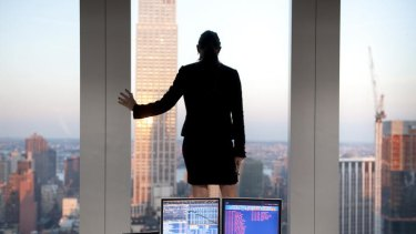 <i>Margin Call</i> focuses on a Wall Street investment bank.