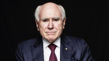 """Endless bouts of introspection and navel gazing are unhealthy,"" John Howard declared 21 years ago."