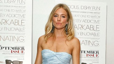 Sienna Miller insists she'd prefer to be curvier but weight gain is simply beyond her, no matter what she eats.