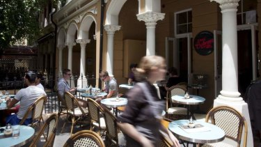 Increased spending in eating out helped retail sales figures rise for the 11th-straight month.