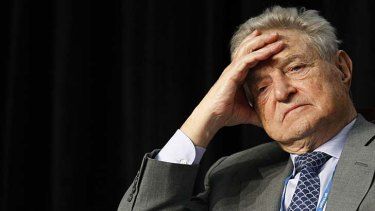 Betting on a rate cut? ... George Soros .