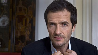 Sale of the century ... David Heyman bought the movie rights to Harry Potter.