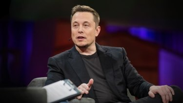 Elon Musk is in the running for the SA project.