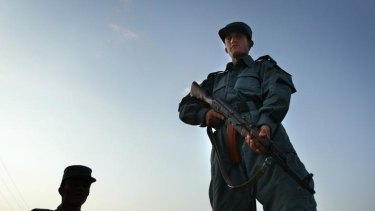 NATO is spending $10.5billion this year recruiting Afghan soldiers and police.