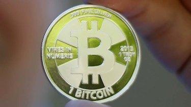 Legitimate: Bitcoin.