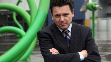 Senator Nick Xenophon has lodged a formal complaint over Labor's asylum seeker ads.
