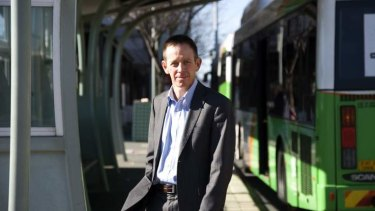 DELAY: Shane Rattenbury says planners have listened to concerns.