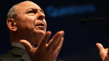 Tony Abbott's top business adviser Maurice Newman says climate change policies have ruined Australia's manufacturing sector.