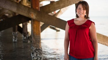 Business coach Kathryn Hocking of Reverie Coaching