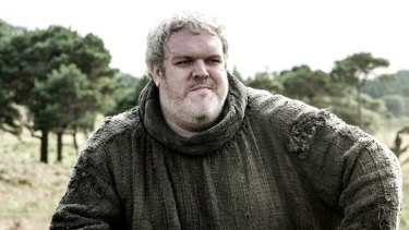 "New groove: Kristian Nairn, aka Hodor, from ""Game of Thrones"", will DJ in Sydney."