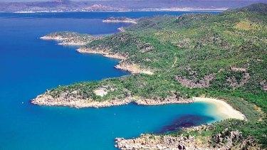 Queensland's Magnetic Island.
