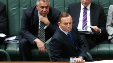 """""""What's different this time is that we've had a government introduce a controversial budget."""""""