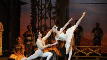 The Australian Ballet's 2010 production of Coppelia.