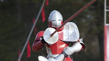 In this bone-crunching reality competition,16 novice jousters compete for a $100,000 prize.