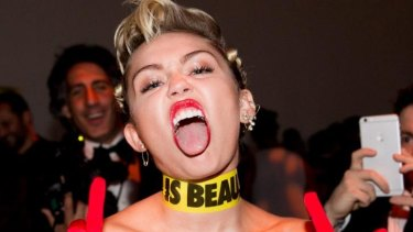 See what Disney did to me: Miley Cyrus