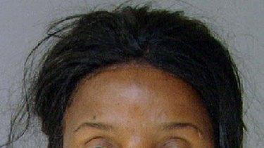 Accused ... Linda Weston.