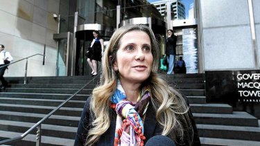 Damned: Kathy Jackson diverted $250,000 of workers' money into a slush fund, the royal commission on trade unions has been told.