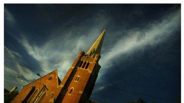 Trinity Presbyterian Church.