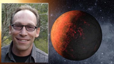"""Lawrence Krauss has concluded that our universe, in all its vast complexity, could have - """"and plausibly did"""" - arise out of absolutely nothing."""