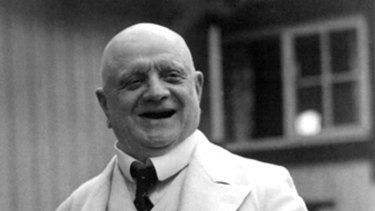 Jean Sibelius receives the good news
