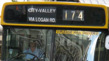 Drivers of peak-hour Brisbane City Council buses won't be dishing out change for much longer.