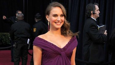 Disgusted ...  Natalie Portman was planning to wear a Dior gown to the Oscars but changed her mind at the last minute, wearing a Rodarte dress instead.