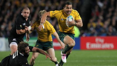 Digby Ioane ... expected to turn down a move to Japan.